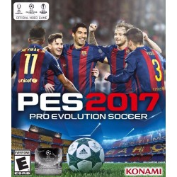 Pro Evolution Soccer 2017 Pes 17 Pc Original