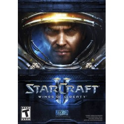Starcraft 2 Wings Of Liberty Pc Original