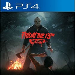 Friday The 13th Game Viernes 13 Ps4