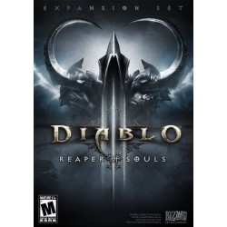 Diablo 3 Ill + Reaper Of Souls Pc Original Online
