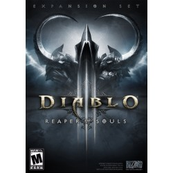 Diablo 3 Ill Reaper Of Souls Pc Original