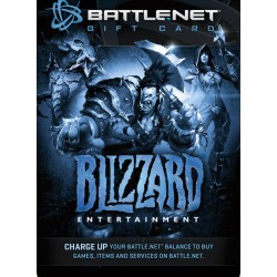 Battle.net 20 Dolares