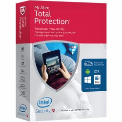 Antivirus Mcafee 2016 Total Protection Sin Limite 1 Año