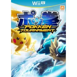 Pokken Tournament Pokemon Wii U Cdkey Codigo Original