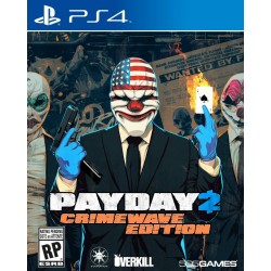 Payday Pay Day 2 Crimewave Edition Ps4 Digital Primaria