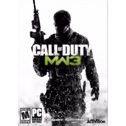 Call Of Duty Modern Warfare 3 Pc CDkey Original