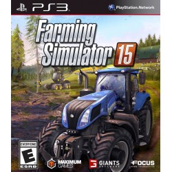 Farming Simulator  2015 Ps3 Psn Digital