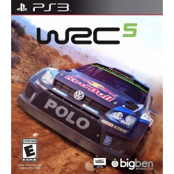 Wrc 5 World Rally Championship Ps3 Digital