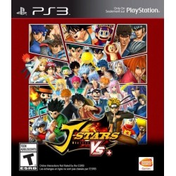 J-stars Victory Vs+ Ps3 Digital