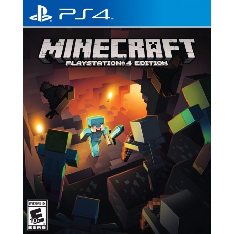Minecraft Ps4 Digital