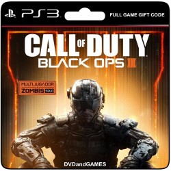 Call Of Duty Black Ops 3 Ill + Black Ops 1 Ps3