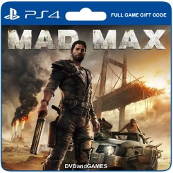Mad Max Madmax Ps4