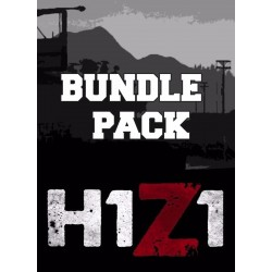 H1z1 Bundle Pack Just Survive + King Of The Kill Pc Original