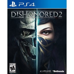 Dishonored 2 Ps4 Digital