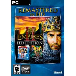 Age Of Empires 2 Il Hd Pc Original + 10 Juegos Steam