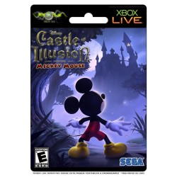 Disney Castle Of Illusion Mickey Mouse Xbox 360 Cdkey Codigo