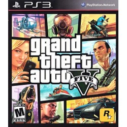 Grand Theft Auto 5 Gta V Ps3 Digital Psn