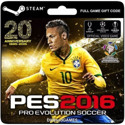 Pro Evolution Soccer 2016 PC Original Steam Gift