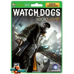 Watch Dogs Xbox 360 Cdkey Codigo Original