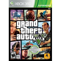 Grand Theft Auto V 5 Xbox 360 Cdkey Codigo Original