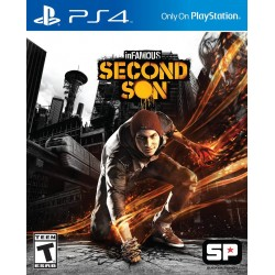 Infamous Second Son Ps4 Digital