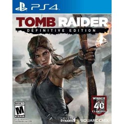 Tomb Raider Definitive Edition Ps4 Digital