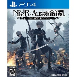 Nier Automata Ps4 Digital Psn Store
