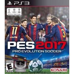 Pro Evolution Soccer 2017 Pes 17 Ps3 Digital Español Online