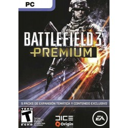 Battlefield 3 Premium Pc Original 5 Expansiones