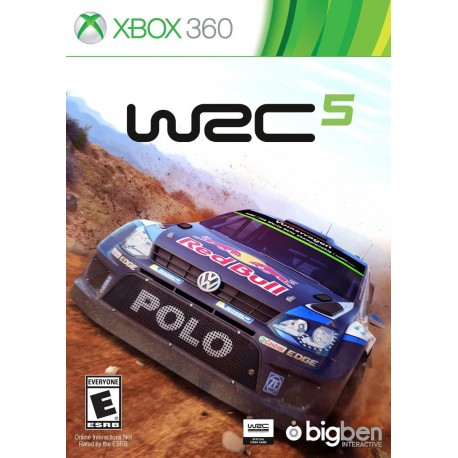 Wrc 5 World Rally Championship Xbox 360 Cdkey Original