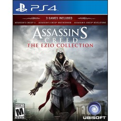 Assassin's Creed The Ezio Collection Ps4 Digital