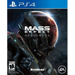 Mass Effect Andromeda Ps4 Psn Digital