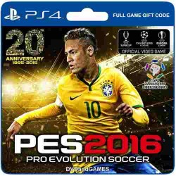 Pro Evolution Soccer 2016 Pes 16 Ps4 Digital