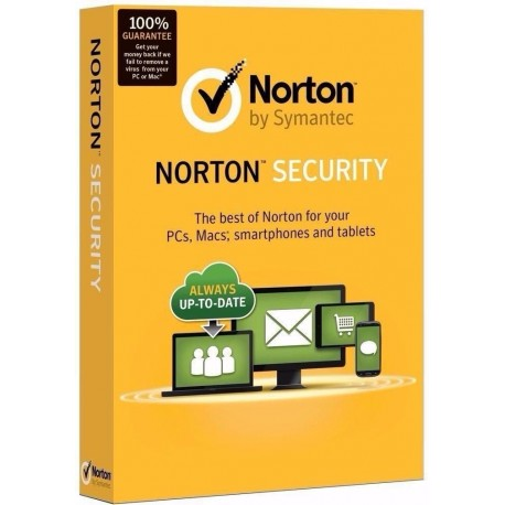 Norton Security Esencial 1 Año