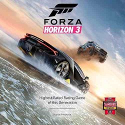 Forza Horizon 3 Pc Original Windows 10 + Xbox One