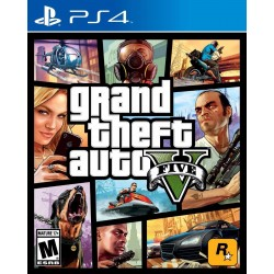 Grand Theft Auto 5 Gta V PS4 Digital
