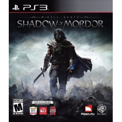 Middle Earth Shadow Of Mordor Ps3 Digital