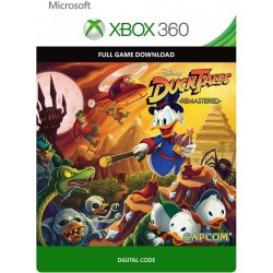Ducktales Remastered Xbox 360 Cdkey Codigo Original