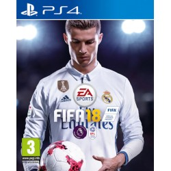Fifa 18 2018 Ps4 Digital