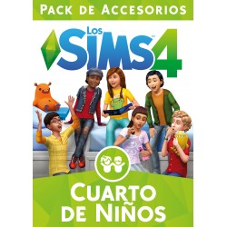 Los Sims 4 Cuarto de niños The Pc Original Origin