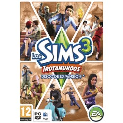 Los Sims 3 Trotamundos Pc Original Origin