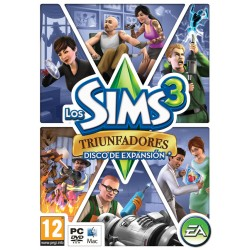 Los Sims 3 Triunfadores Pc Original Origin