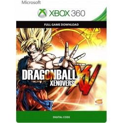 Dragon Ball Z Xenoverse Xbox 360 Original Cdkey