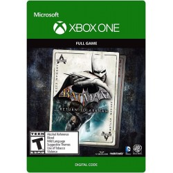 Batman Return To Arkham Xbox One Xone Original Cdkey Español