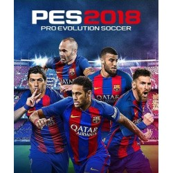 Pro Evolution Soccer 2018 Pes 18 Pc Original