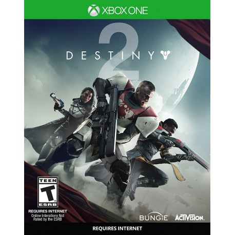 Destiny 2 Xbox One Original Cdkey + Español