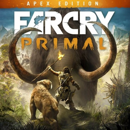 Far Cry Primal Apex Edition  Ps4