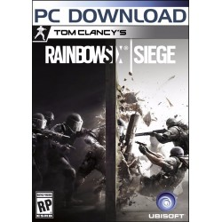 Tom Clancy's Rainbow Six Siege Pc Codigo Original Uplay