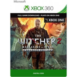 The Witcher 2 Assassins Of Kings Xbox 360 Original Cdkey