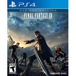 Final Fantasy Xv Ps4 Psn Digital
